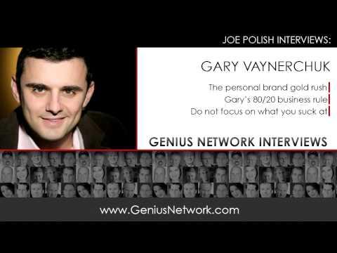 Gary Vaynerchuk:  Genius Network Interviews