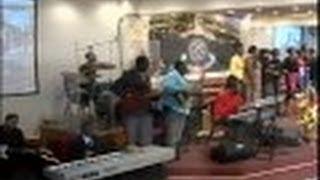 'HARVEST ARMY' Gospel MUSIC Machine Dec.2,2012 Live