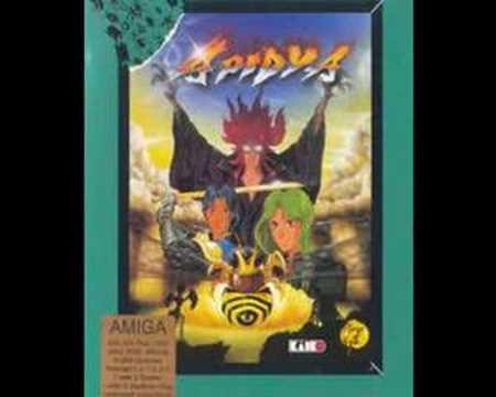 Amiga game music compilation 2
