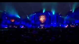 Eiforya vs. Exploration Of Space (Armin van Buuren Mashup) live tomorrowland 2014