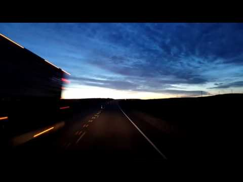 BigRigTravels LIVE! - Wamsutter to Laramie, Wyoming! - May 13, 2016