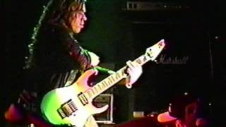 "DEATH Live ""The Philosopher""  ""Overactive Imagination""  ""Lack of Comprehension"" 7-22-93 Detroit MI"