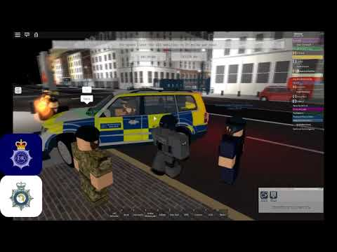 Roblox City Of London uk SCO19 Night Shift