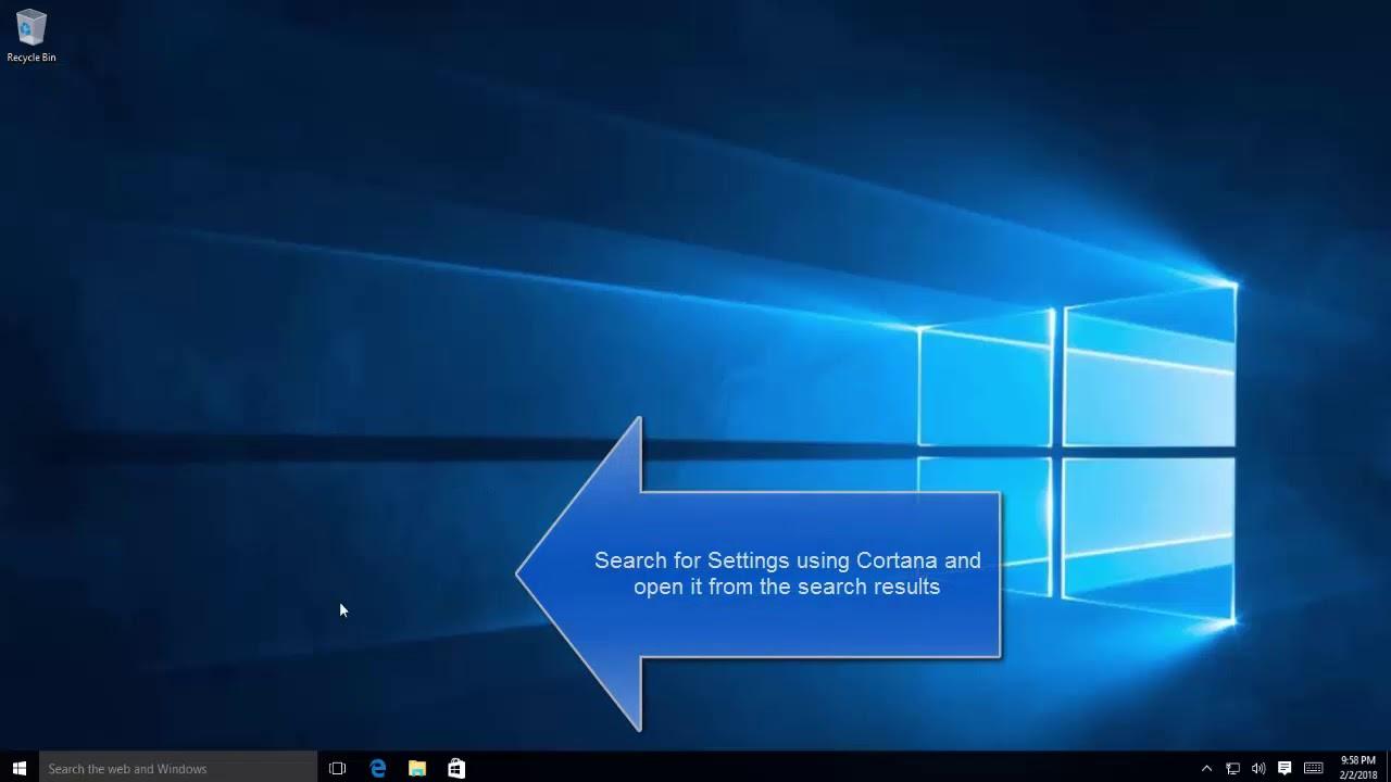 desktop icons and folders missing windows 10