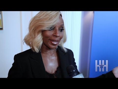Mary J. Blige On Nasty Divorce: I Have No Control Over The Darkness - HipHollywood.com