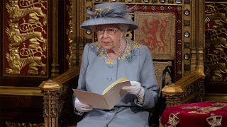 Watch in full: Queen's Speech 2021 - State Opening of Parliament