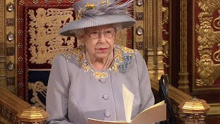video: Queen's Speech 2021: The new laws Boris Johnson wants to push through