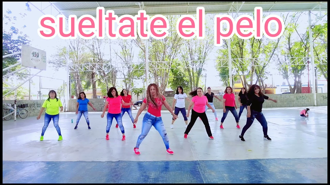 SUELTATE EL PELO (miireya fraimart) fitness