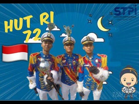 HUT REPUBLIK INDONESIA 72 by DRUMBAND STPI (FULL)