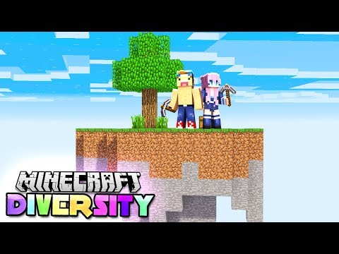 CAN YOU SURVIVE LIVING ON THE FLOATING ISLAND?!   Diversity w/LDShadowLady #15