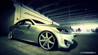 Vossen at Lexus Winter Mega Meet  Miami   2012 Video