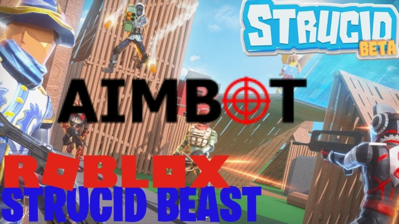 ROBLOX STRUCID AIMBOT😱ROBLOX STRUCID HACK WITH ESP FREE ...