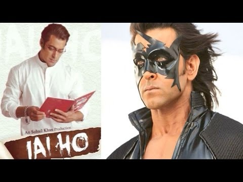 Planet Bollywood News - Salman Khan's JAI HO POSTER?, Krrish 3 makes Rs 10 Cr pre release business & more