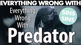 """Everything Wrong With """"Everything Wrong With Predator In 13 Minutes Or Less"""""""