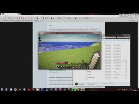 Установка шейдеров на Minecraft 1.2.5 [TUTORIAL]