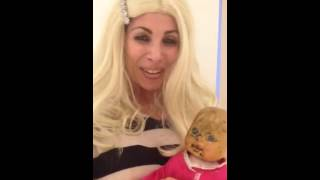 BILLIE FAIERS......me and nelly want to thank you for my mum of the year award