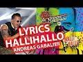 Andreas Gabalier Hallihallo