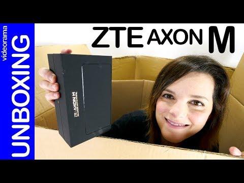 ZTE Axon M -DOBLE pantalla plegable- 📺 🛠 🔥