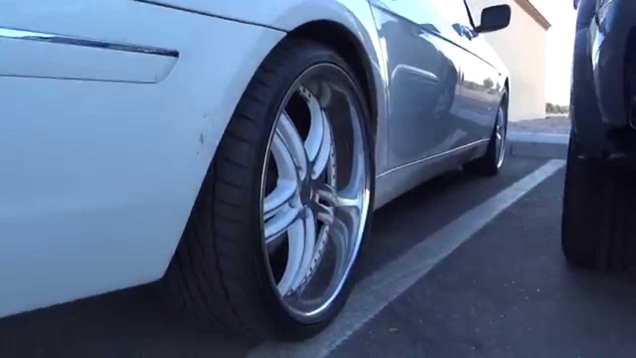 2012 BMW 750Li >> BMW 750Li w/ 22 Inch Forged XIX Rims - YouTube
