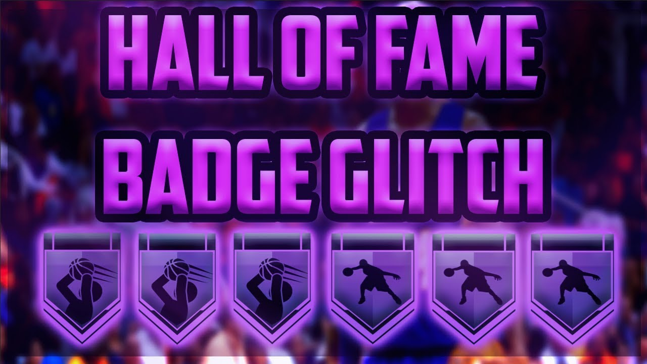 FASTEST WAY TO GET HOF BADGES NBA 2K19! | NBA 2K19 BADGE EXPLOIT! | NBA  2K19 BADGE GLITCH
