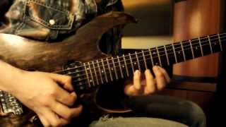 The Winery Dogs - Time Machine - guitar solo lesson by Dani Vargas