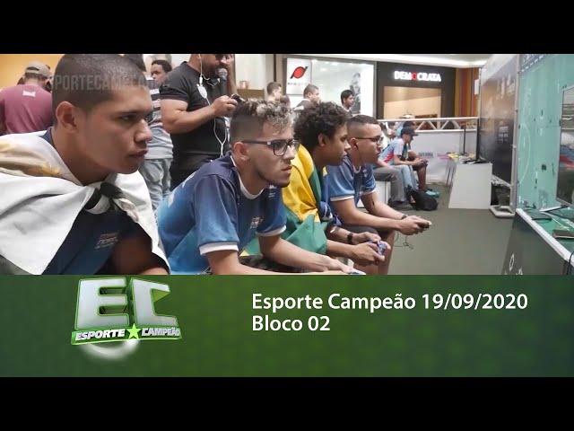 Esporte Campeão 19/09/2020 - Bloco 02