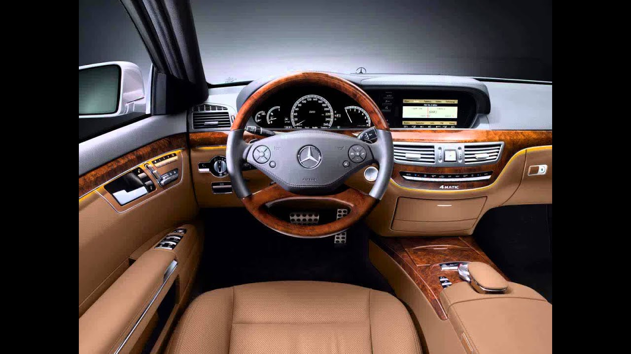 Mercedes benz s klasse v w221 facelift exterior interior for Inside 2007 online