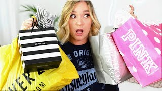 Huge Clothing Haul!! (I spent too much money)
