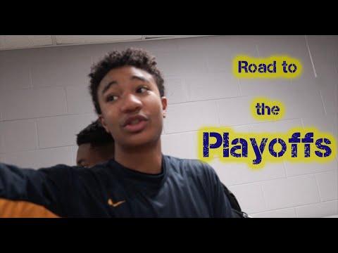Faith Family Academy Basketball Vlog | Season 1 Ep 6 |  Road to the Playoffs