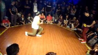 9th Annual Focus OC Dance Competition 2013 - Lil Rock vs L10 - Bboy - SemiFinals