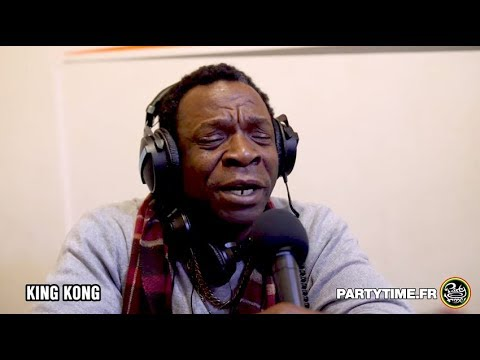 KING KONG - Freestyle at Party Time Reggae radio show - 11 MARS 2018