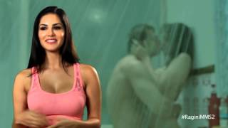 Sunny Leone's Sexy Shower Scene   Ragini MMS 2