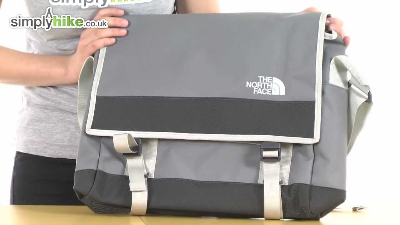 511f54ffd8c1 The North Face Base Camp Medium Messenger Bag - www.simplyhike.co.uk -  YouTube
