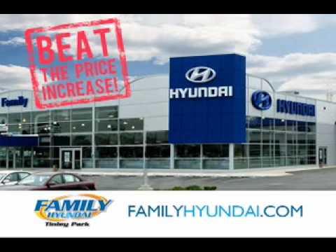 Chicago Hyundai Dealer Family Hyundai | Tinley Park Hyundai Dealer |