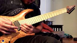 Monolith - Erra (Guitar Cover)
