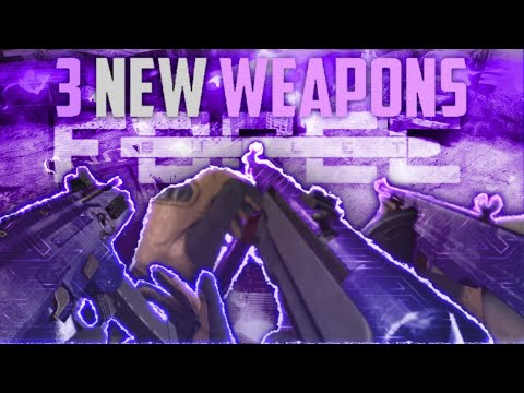 Bullet Force - Update 1.25 ~ 3 NEW WEAPONS! CREATOR'S CLUB!