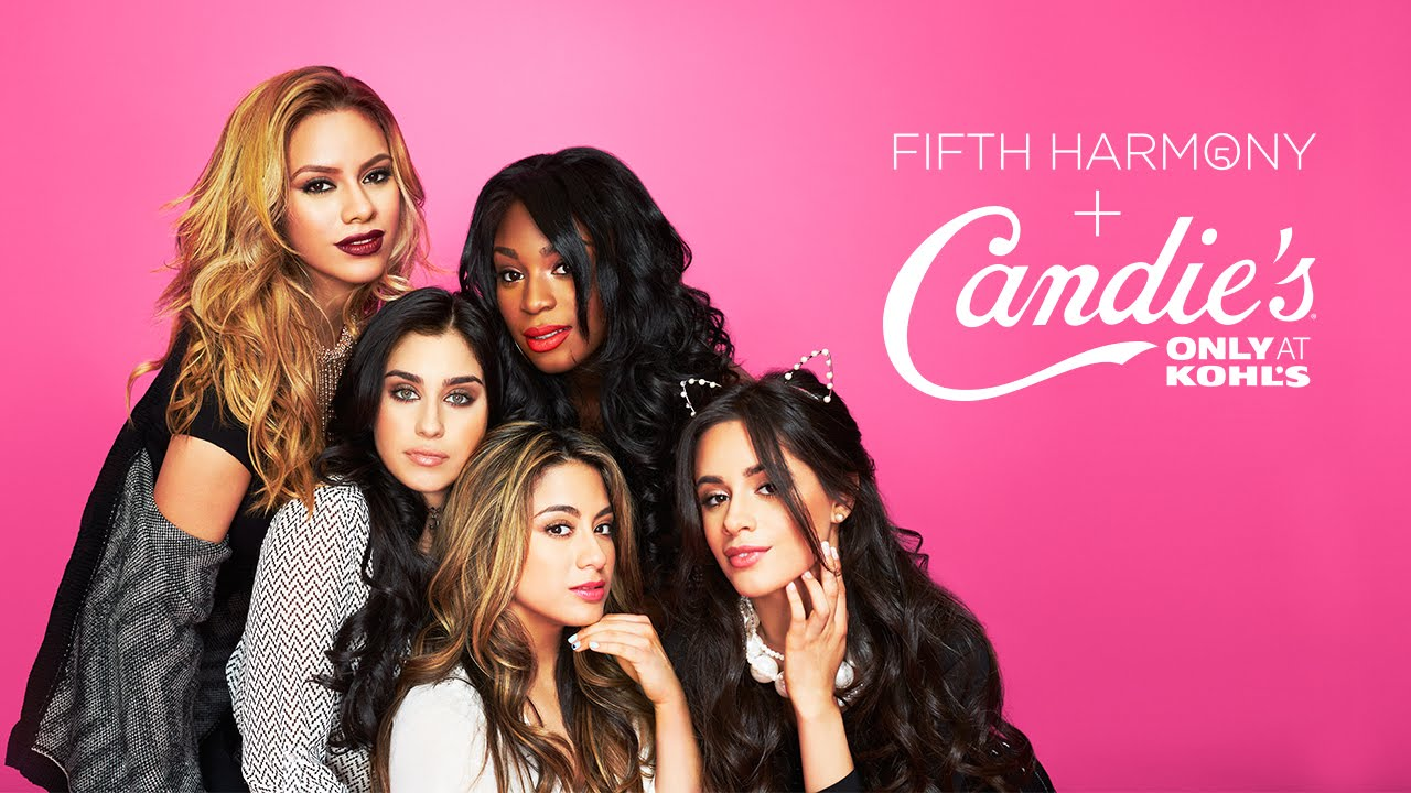 41b98622c55b Fifth Harmony for Candie s! - YouTube