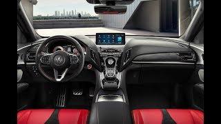 New Acura RDX Concept 2019 - 2020 Review, Photos, Exhibition, Exterior and Interior