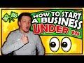 How To Start An Online Business Under 18