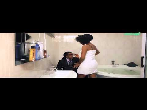 Yvonne Nelson Plays Seduction In Bathroom - Nigerian Ghana Movie