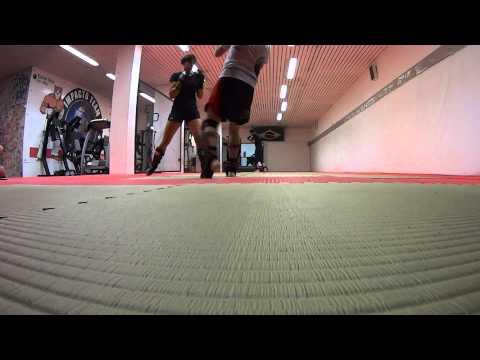 Sparring Impacto Team Stuttgart