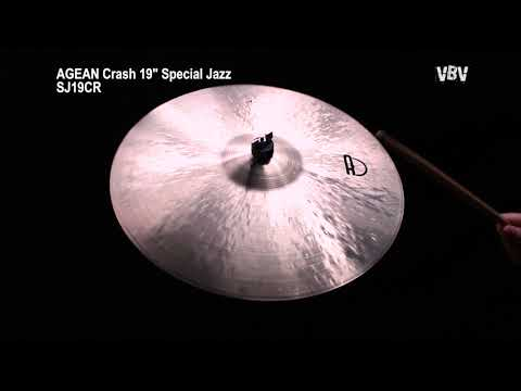 "19"" Crash Special Jazz video"