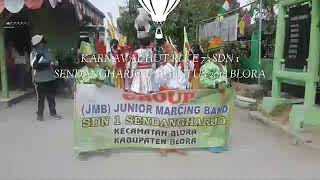 Karnaval SDN 1 Sendangharjo Blora