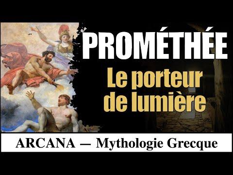 Prométhée, le voleur du feu - Mythologie Grecque