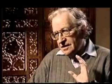 Noam Chomsky - Pirates & Emperors