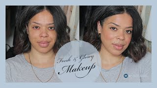Updated Makeup Routine | Fresh & Glowy | Makeup for Over 40