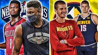 Ranking The Craziest Body Transformations Before The NBA Bubble