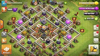 How to download Clash of Clans Hack for Free without ROOT!!!