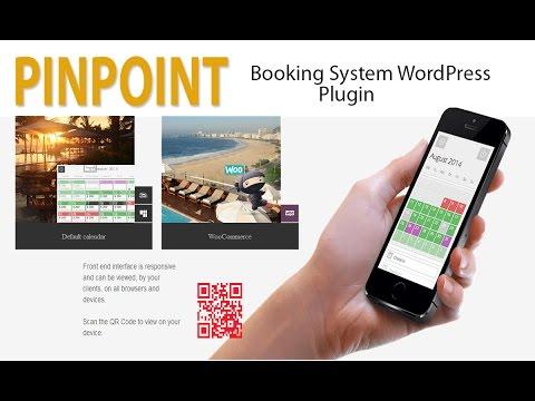 Pinpoint Booking System PRO tutorial