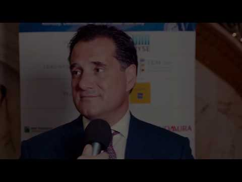 2019 - Capital Link 21st Annual Invest in Greece Forum - H.E. Adonis Georgiadis Interview